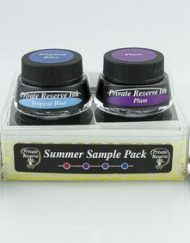 Private Reserve Ink Summer Sample Pack