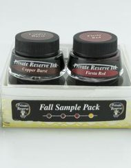 Private Reserve Ink Fall Sample Pack