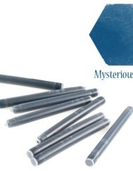 Waterman Ink Cartridges Mysterious Blue