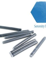 Waterman Ink Cartridges Serenity Blue