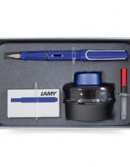 Lamy Holiday Gift Set Blue Safari