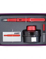 Lamy Holiday Gift Set Red Safari