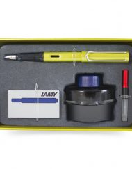 Lamy Holiday Gift Set Charged Green Al-Star