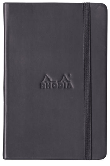 Rhodia Webnotebook Black