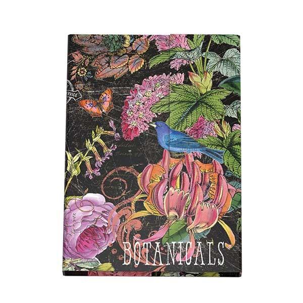 Botanical Garden Large Sticky Note Folio NPFL273-Michel Design Works
