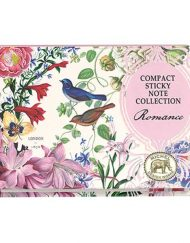 Romance Small Sticky Note Folio NPFS266-Michel Design Works