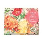 Morning Blossoms Small Sticky Note Folio NPFS279-Michel Design Works