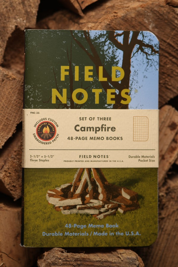 Field Notes Campfire