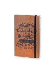Stifflexible Notebook Adventure Time for Action Orange
