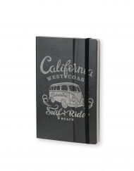 Stifflexible Notebook California Adrenaline Black