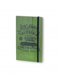 Stifflexible Notebook Adventure Time for Action Green
