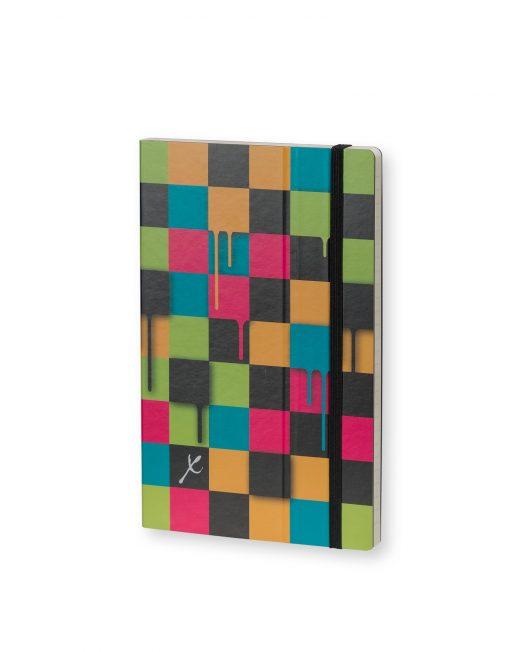 Stifflexible Notebook Chess Melange
