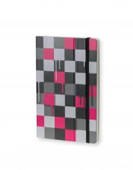 Stifflexible Notebook Chess Fuchsia