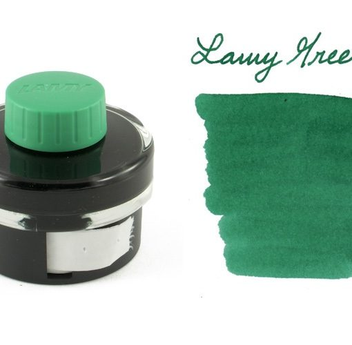 Lamy T52 Green Bottled Fountain Pen Ink