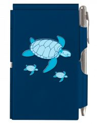 Wellspring Flip Note Coastal Turtles # 1609