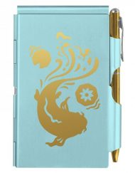 Wellspring Flip Note Koi Fish # 2171