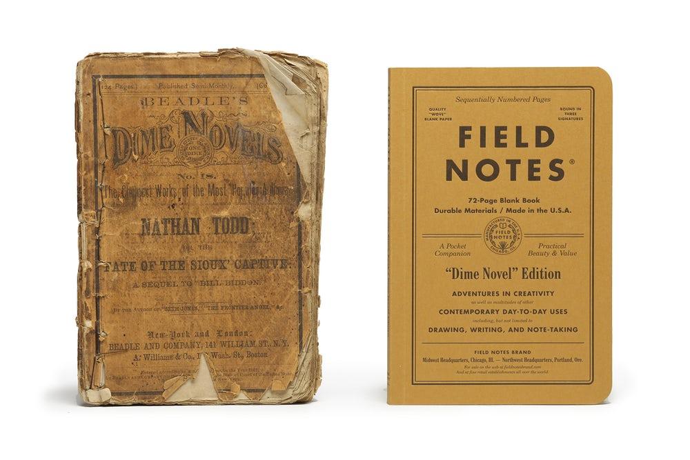 Field Notes Dime Novel – Field Note