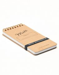 Write Pocket Ledger-Kraft