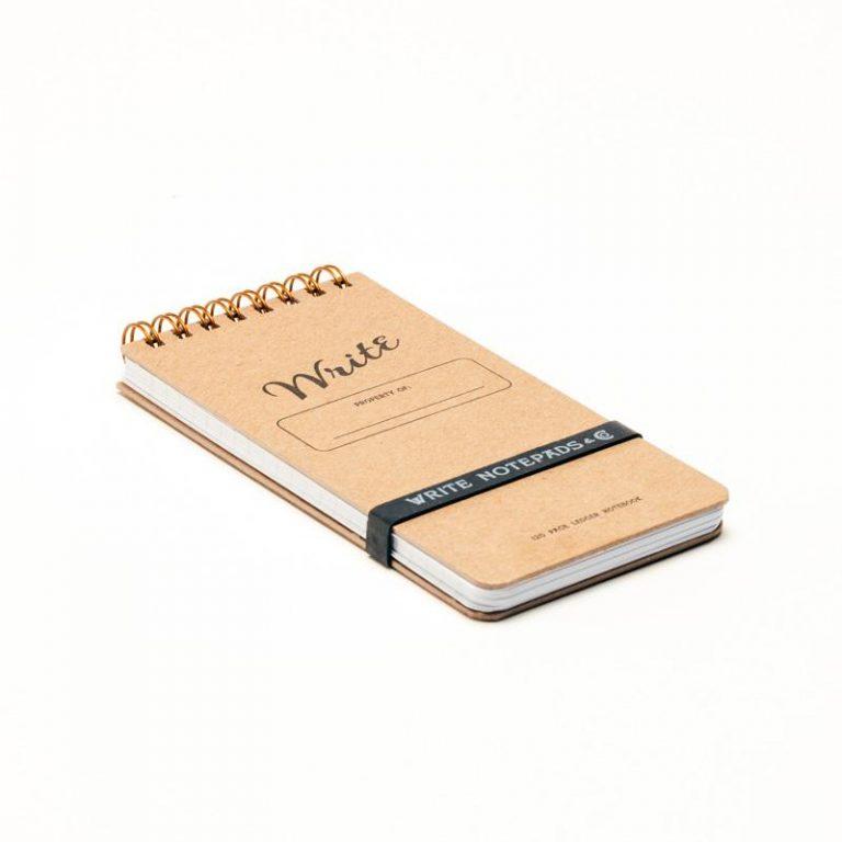 Write Pocket Ledger-Kraft