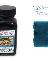 Noodlers Ink Turquoise