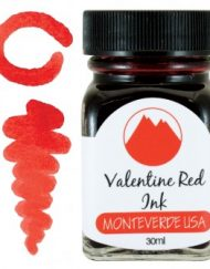 MonteVerde 30ml Bottled Ink Valentine Red