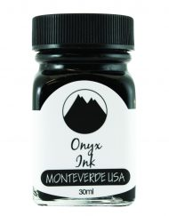 MonteVerde 30ml Gemstone Onyx Bottled Ink