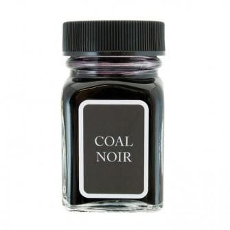 MonteVerde 30ml Bottled Ink Coal Noir