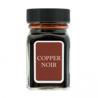 MonteVerde 30ml Bottled Ink Copper Noir
