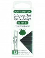 MonteVerde 12-pack Ink Cartridges California Teal