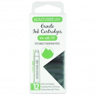 MonteVerde 12-pack Ink Cartridge Erinite Gemstone