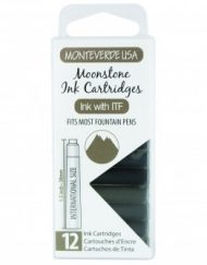 MonteVerde 12-pack Ink Cartridges Moonstone Gemstone