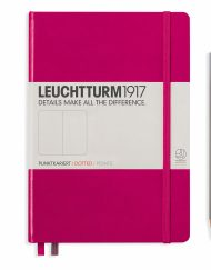 LEUCHTTURM1917 A5 NOTEBOOK BERRY DOTTED