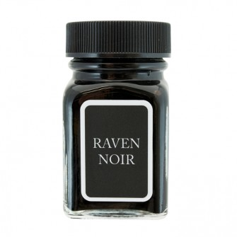 MonteVerde 30ml Bottled Ink Raven Noir