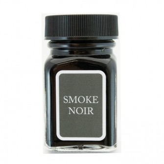 MonteVerde 30ml Bottled Ink Smoke Noir