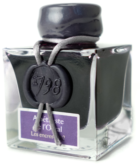 J Herbin Amethyste de L'Oural 1798 Fountain Pen Ink