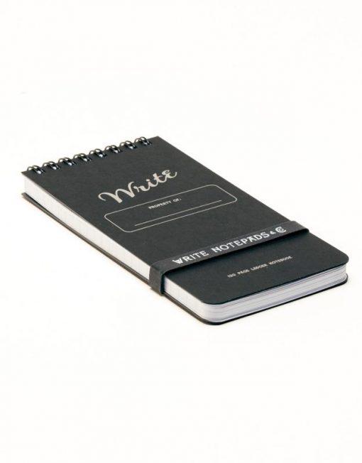 Write Pocket Ledger-Black