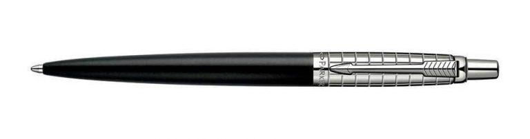 Parker Jotter Premium Chiseled Black Ballpen 1851445