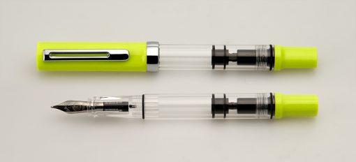 TWSBI ECO-T YellowGreen Fountain Pen
