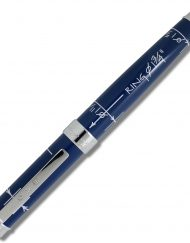 ACME BLUEPRINT ROLLER BALL PEN