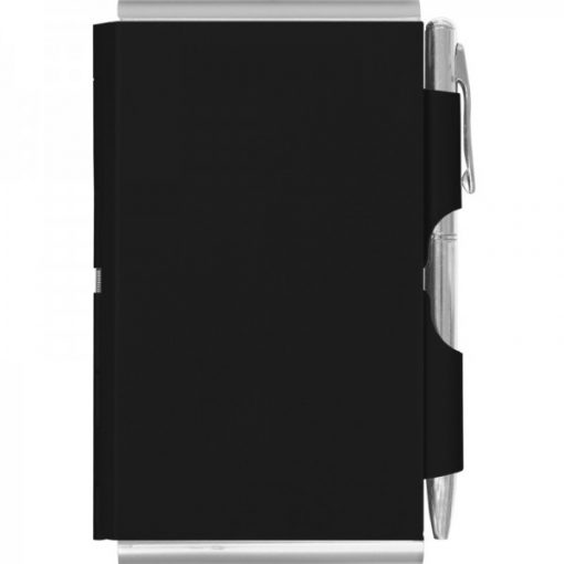 WELLSPRING FLIP NOTE + STICKY NOTES BLACK # 2354