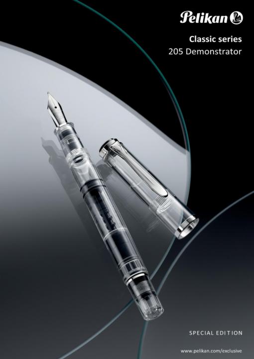 PELIKAN SPECIAL EDITION CLASSIC M205 DEMONSTRATOR