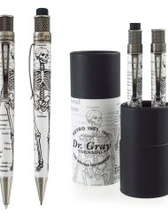 RETRO 51 DR. GRAY PEN AND PENCIL SET