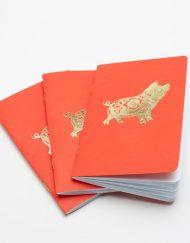 "WRITE ""ZHŪ"" CHINESE NEW YEAR POCKET NOTEBOOK"