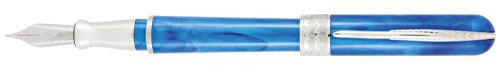 PINEIDER AVATAR FOUNTAIN PEN NEPTUNE BLUE