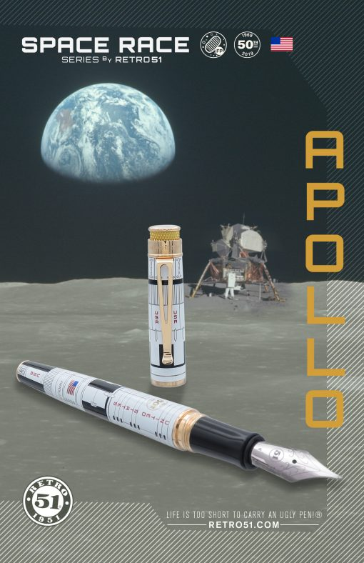RETRO 51 APOLLO FOUNTAIN PEN