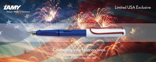 LAMY SAFARI SPECIAL EDITION INDEPENDENCE DAY