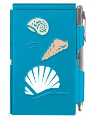 WELLSPRING FLIP NOTE COASTAL SHELLS #1611