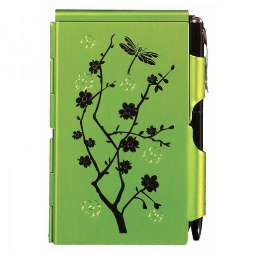 WELLSPRING FLIP NOTE LIME BLOSSOMS # 2232