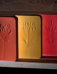 FIELD NOTES AUTUMN TRILOGY