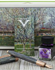 VISCONTI ORCHARD IN BLOSSOM FOUNTAIN PEN SET